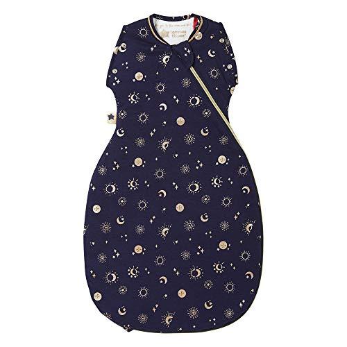 Tommee Tippee The Original Grobag Saco de Transición Snuggle para Bebés, Tejido Suave en Bambú, 3-9 Meses, 2.5 Tog, Moon Child