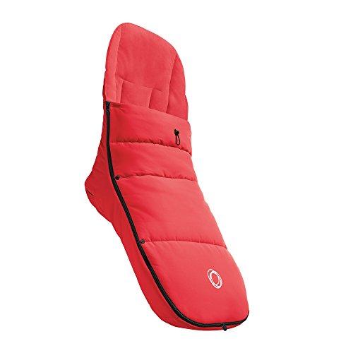 Bugaboo Saco universal, color rojo neón