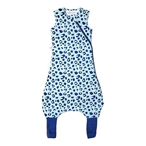 Tommee Tippee Pijama Grobag Steepee, 6-18 m, 2.5 tog, leopardo azul